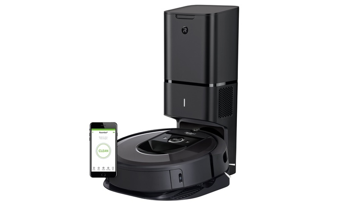 Up To 32 Off On Irobot Roomba I7 7550 Robo Groupon Goods