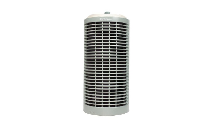 Holmes Hap412n-u Mini Tower Air Purifier, 3 Settings