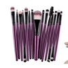 15pcs Makeup Brushes Set For Ladies Includes All You Need