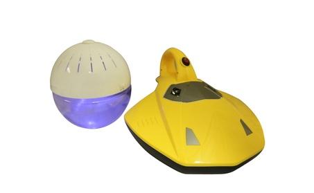 Water Based Air Revitalizer, High Power Handheld Mattress UV Vacuum b82b22da-d9e7-4124-ad6a-bf483250872d