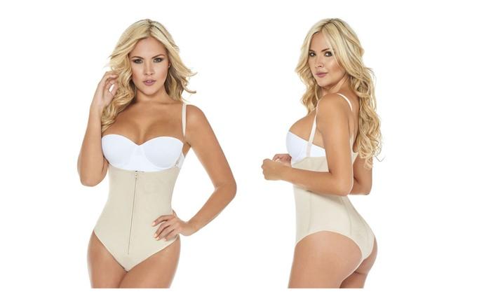 0e9402290c Shapewear Powernet Buttocks Lift Panty Shaper Best Abdomen Cocoon Nude ...