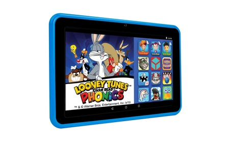 "HighQ Learning Tab 7"" Kids Tablet 16GB Intel Atom Processor"