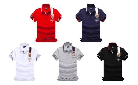 Aeronautica Militare Man Tees Air Force One Embroidery Polo Shirt b7ca0ddd-f722-48ba-a148-c26a17a3693e