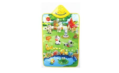 Cartoon Cute Farm Animal Musical Touch Play Singing Carpet Mat Gift e2ef876a-7f0e-406a-8844-74c0564ca29f