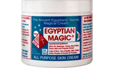 Egyptian Magic All Purpose Skin Cream, Hair, Anti-Aging, Natural, 4oz
