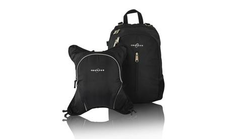 Obersee Rio Diaper Bag Backpack 02d30ec7-c7eb-4d58-bb87-9f27a4102d41