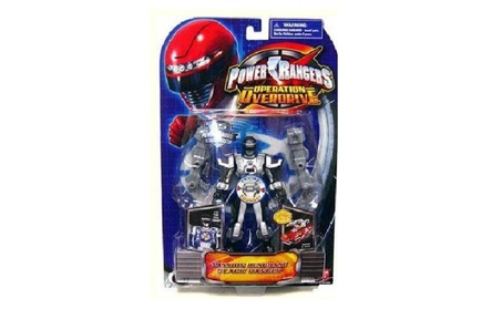 Power Rangers Operation Overdrive 5-Inch Power Ranger Action Figures M 31c3ad43-6a67-4215-9896-2e89d138e3bf