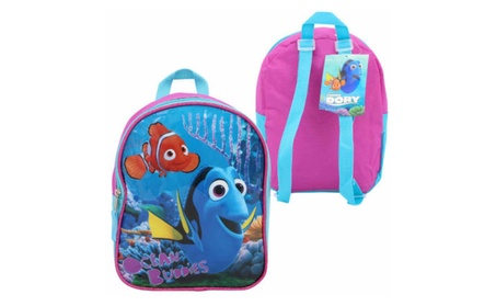 "Finding Dory & Nemo 11"" Ocean Bubbies Toddler Backpack 2c843614-4914-4169-8bd7-2c8822098d22"
