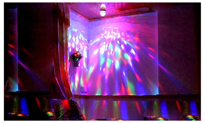 Magic Color Changing LED Light Bulb