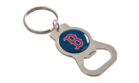 Team Sports America MLB Bottle Opener Key Ring (Set of 3)