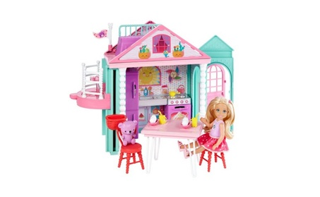 Barbie Club Chelsea Playhouse 7a676c72-2a6d-4e1f-a3d6-032732e730fd