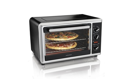 Hamilton Beach Countertop Oven With Convection and Rotisserie d36e4f74-aaf0-4e23-b48c-cecb61a973c3