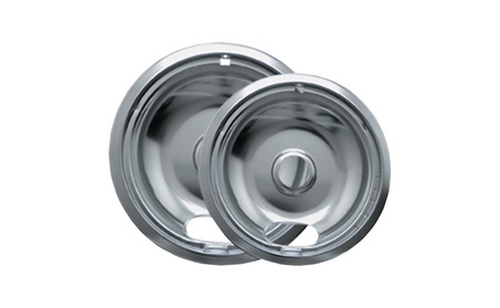 Range Kleen 12782Xcd5 Chrome Drip Pans - Plug-In Ranges photo