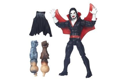 Marvel Legends Villains of the Night: Morbius Spider-Man Action Figure d8d6d426-0217-462b-b2b3-0077ca808cb6