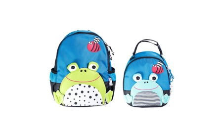Lightweight School Backpack & Lunch Bag / Lunch boxes Set 3334493b-1569-47b4-a6bc-61352ce3dbf4