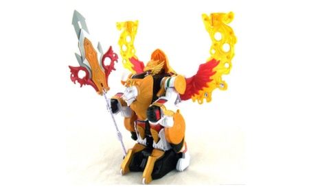 Power Rangers Mystic Force Action Figure Manticore Megazord b23a981c-2e00-4585-817b-9df5cf502336