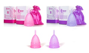 Women's Reuseable Medical Grade Menstrual Cup