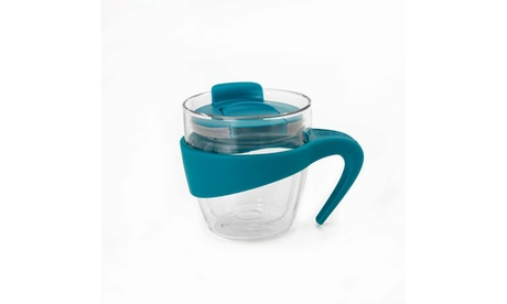 La Cafetiere Double Wall Glass Signature Mug 375aa785-7cad-4173-990d-d3603b190906