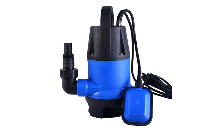 1/2HP Submersible Dirty Clean Water Pump Flooding Swimming Pool