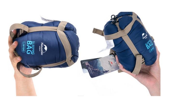 Naturehike Envelope Outdoor Sleeping Bag Camping Sleeping Bag