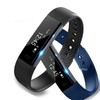 Smart Bracelet Fitness Tracker Step Counter Activity Monitor Band Alar