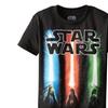 Star Wars Saber Rise Men's T Shirt