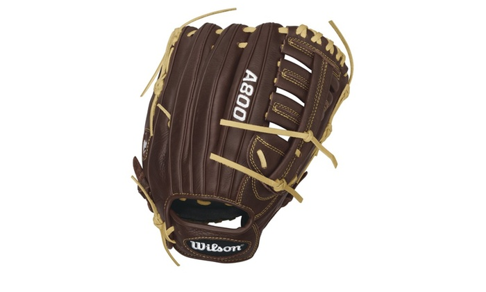 Wilson Showtime A800 All Positions 12.5in Baseball Glove LH