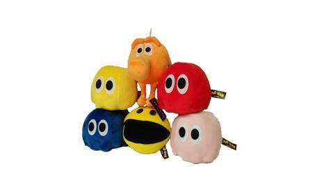 Lovely Pixels Model Toy Cartoon Qbert Pacman Plush Stuffed Doll Gift fd2d10cc-dc99-4614-81b7-e8bd5cc21caa