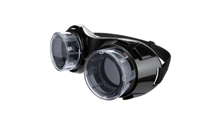 DAXIN DX LED Flashing Windproof Glasses Light up Rave Costume Eyewear 4c67c424-5ca9-4efb-b2b9-eeee796898dd