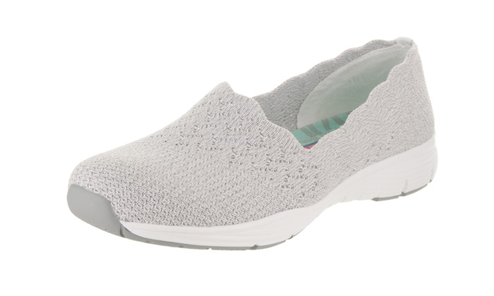 quality design sale online affordable price Skechers Women's Seager - Stat Casual Shoe | Groupon