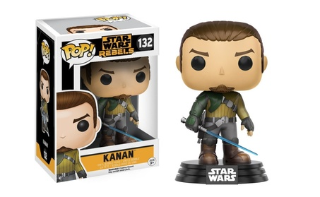 Funko Star Wars Rebels Kanan Pop Figure cae78334-41a6-4b93-9afc-cf49f59c6e03