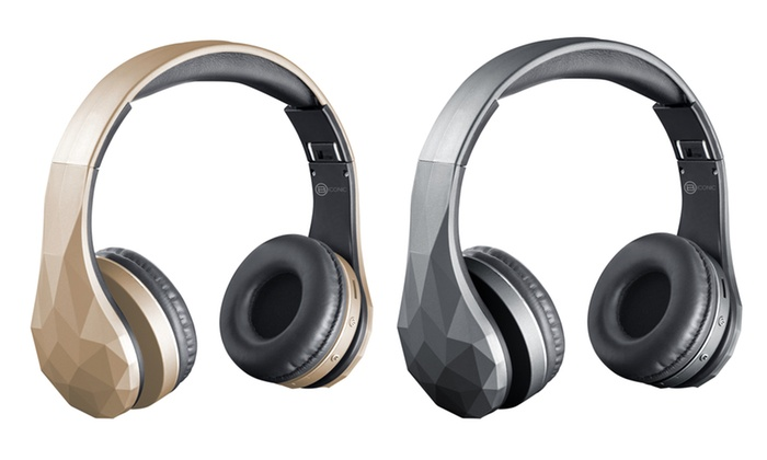 562240b9abe Up To 78% Off on Biconic Wireless Headphones | Groupon Goods
