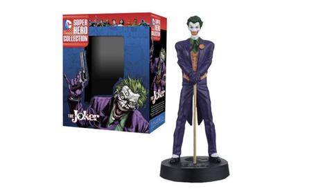 "Eaglemoss DC Comics Super Hero Collection: The Joker 3"" Figurine 4be3a5d9-852b-4ef0-b5e2-8434ca9c2c33"