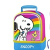 Thermos Peanuts Dual Compartment Lunch Kit w/ 7oz & 10oz Drink Bottle