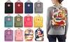 Fjallraven Kanken Medium & Mini Classic Unisex Daily Backpack for Everyday