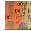 Lazaro Amaral Abstract I Canvas Print 24 x 24