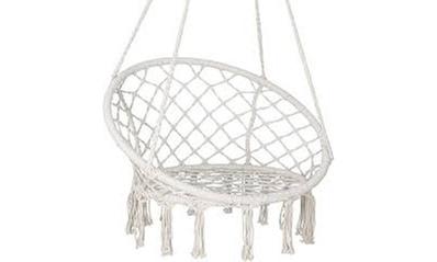 Zeny Classic Hammock Swing Chair New Macrame Bohemian Style