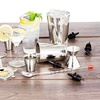 Wine and Cocktail Mixing Bar Set with Essential Barware Tools (18-Pc.)