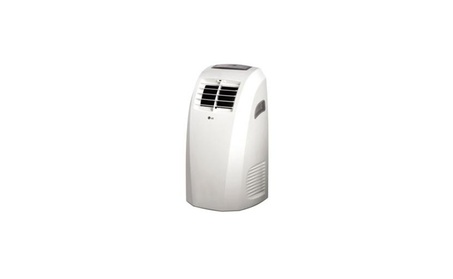 LG LP1015WNR 10,000 BTU Portable AC Unit w/ Remote (Refurbished) photo