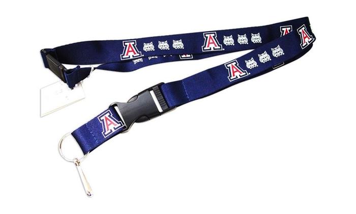 NCAA Arizona Wildcats Lanyard