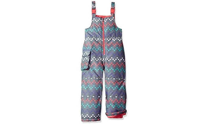 dbc98a9f80a4 London Fog Girls  Snow Bib Ski Pants