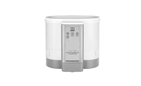 Cuisinart Electronic Yogurt Maker with Automatic Cooling Refurbished e111d02f-5291-4189-bb16-1e00db170ddb