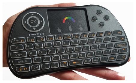 Mini Wireless Keyboard Touchpad Remote e4e7b06b-b7e0-4cce-81d5-cef437e08fdc