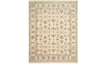 Image Placeholder For Kanika Silver Rectangle Indoor Area Rug