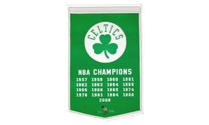 Nba Boston Celtics Banner