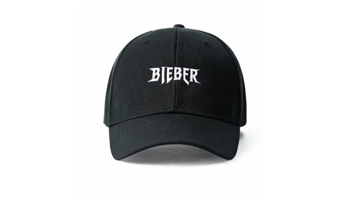 afea2569f Justin Bieber Baseball Caps Summer Cotton Men Women Snapback Bieber Hi