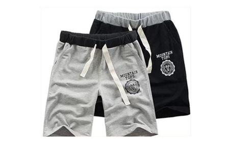 Stylish Sports Men's Summer Short Pants Gym Running Fitness Gym Shorts