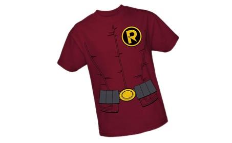 Robin Costume - Dc Comics - The New 52 T-Shirt c7b43751-db50-4e2f-8ad3-0504a22d3165