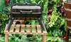 Portable Tabletop Outdoor Charcoal BBQ Grill