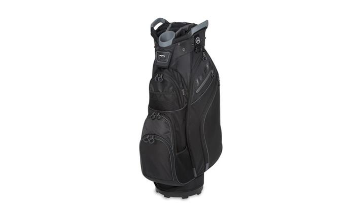 Bag Boy Chiller Cart Bag - Black/Charcoal